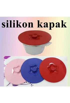 Korkmaz A589 Stara Silikon Kapak 19 cm 2 Parça