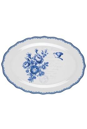 Biev Blue Dream Kayık Taba 25,5 Cm