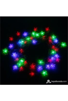 Pratica 380 cm Yıldızlı LED Yılbaşı Işığı