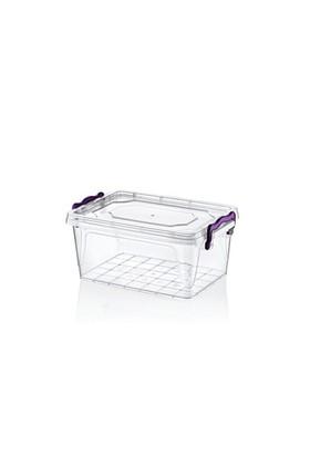 Hobby Life Plastik 5 Lt Diktörtgen Multi Box Saklama Kabı