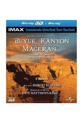 Grand Canyon Adventure 3D (Büyük Kanyon Macerası 3 Boyutlu) (Blu-Ray Disc)