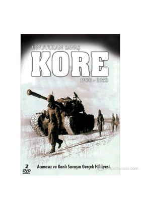 Korea: The Forgotten War (Kore Unutulan Savaş) (DVD)