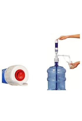 Buffer Pilli Damacana Su Pompası