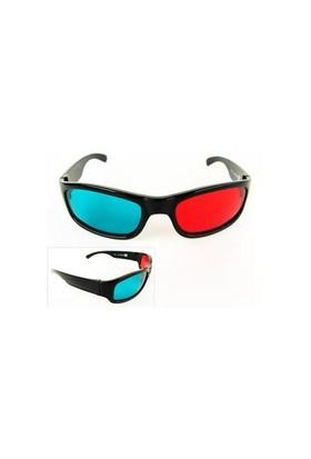 Xtan 3D (3 Boyutlu) Gözlük (Mavi-Kırmızı)