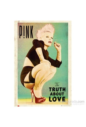 Pink The Truth About Love Maxi Poster