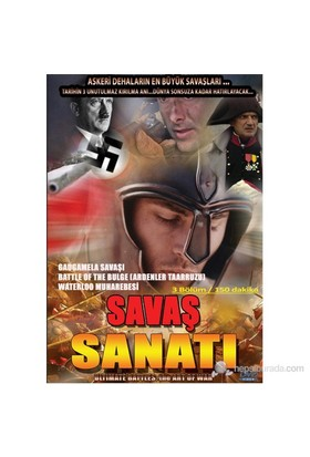 Ultimate Battles: The Art Of War (Savaş Sanatı) (DVD)