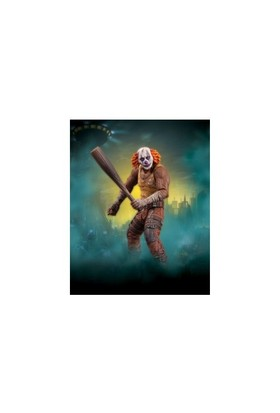 Batman Arkham City S3 Clown Thug Bat Action Figure