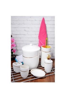 Paşahome Bone Chına 6'Lı Banyo Set