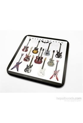 Bardak Altlığı Guitar Heaven (Classic)