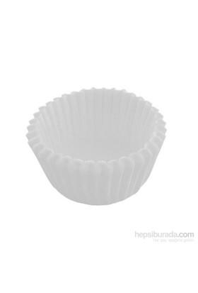 Kullanatmarket Beyaz Mini Muffin Kağıdı 100 Adet