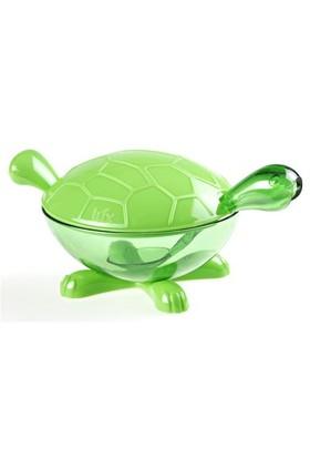 Buffer Kaplumbağa Tasarımlı Şekerlik Ve Mama Kabı