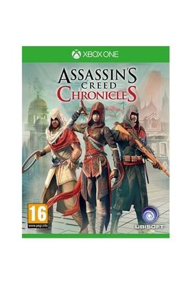Xbox One Assassıns Creed Chronıcles