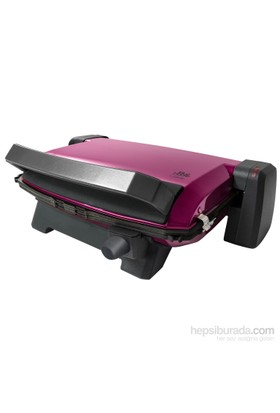 Blue House BH446SP Coloritos Tost Makinesi Teflon 1800W Pembe