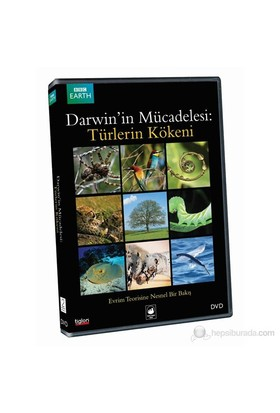 Struggle The Evolution Of The Origin Of The Species (Darwin'ın Mücadelesi: Türlerin Kökeni) (DVD)