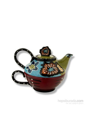 Vitale Cambria Teapot For One