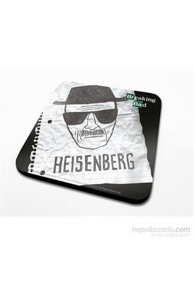 Bardak Altlığı Breaking Bad (Heisenberg Paper)