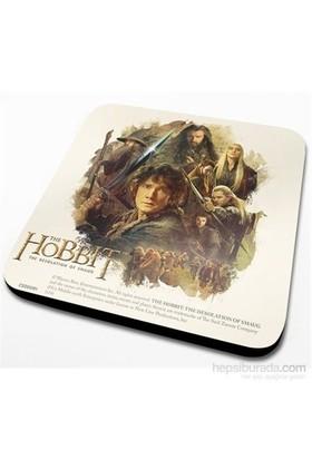 The Hobbit DOS Bardak Altlığı