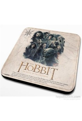 The Hobbit 5 Armies Bardak Altlığı