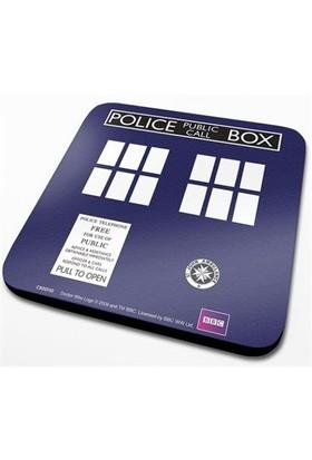 Pyramid International Doctor Who Tardis Bardak Altlığı