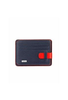 Cengiz Pakel Kartlık Lacivert Kırmızı 2404
