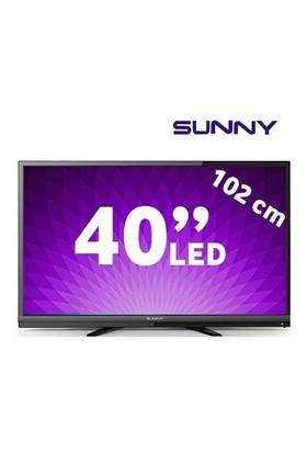 "Sunny-Axen 40"" Uydu Alıclıl UsbMovie FULL HD LED TV"