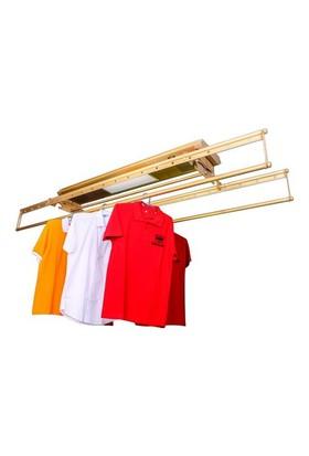 L-Best Led Işık'lı Kıyafet Ve Çamaşır Kurutmalık Gold 2,4 M