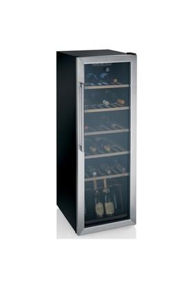 Hoover HWC 25360 DL B 198 lt Şarap Soğutucu Buzdolabı