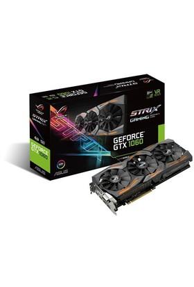Asus ROG STRIX Nvidia GeForce GTX 1060 6GB 192Bit GDDR5 (DX12) PCI-E 3.0 Ekran Kartı (STRIX-GTX1060-6G-GAMING)