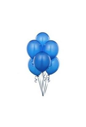 Parti Şöleni Mavi Balon 20 Adet
