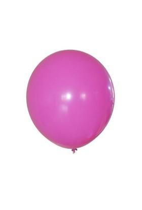 Parti Şöleni Fuşya Düz Renk Balon 20 Adet