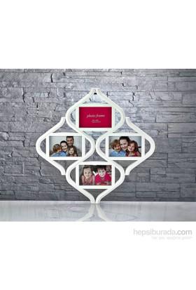 Fidex Home Çoklu Resim Çerçevesi -Mutlu Anlar 1