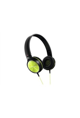 Pioneer SE-MJ522-Y Sarı Kulaküstü Kulaklık