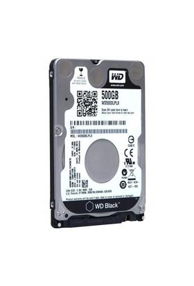 """WD Black 500GB 7200RPM Sata 3 32Mb 2.5"""" Notebook Disk (WD5000LPLX)"""