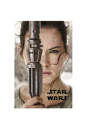 Pyramid International Maxi Poster Star Wars Episode 7 Rey Teaser