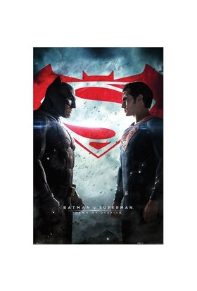 Pyramid International Maxi Poster Batman V Superman Showdown
