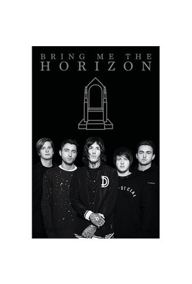 Pyramid International Maxi Poster - Bring Me The Horizon Band