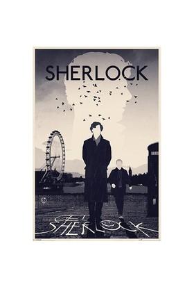 Pyramid International Maxi Poster - Sherlock London