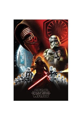 Pyramid International Maxi Poster - Star Wars Episode Vıı First Order