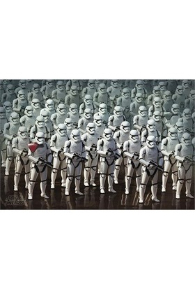 Pyramid International Maxi Poster - Star Wars Episode Vıı Stormtrooper Army