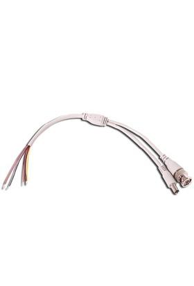 S-Link Sl-Dc562 Bncvedc5.5*2.1 0,30 Cm Dc Kablo