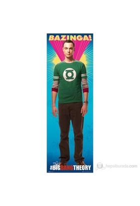The Big Bang Theory Bazinga Midi Poster