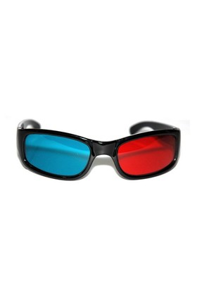 Holder 3 Boyutlu Gözlük Mavi-Kırmızı