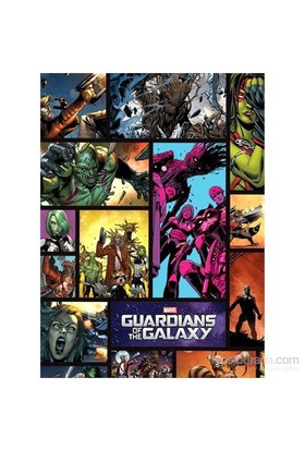 Maxi Poster Guardians Of The Galaxy Comics