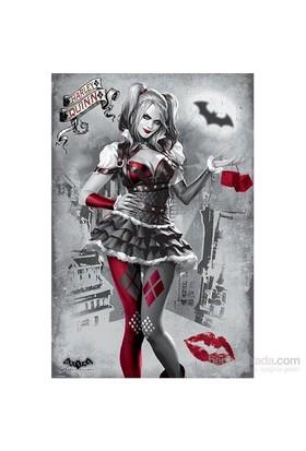 Batman Arkham Harley Quinn Maxi Poster
