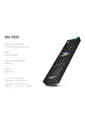 Huayu Rmd-959 Sony Led Tv Kumandasi