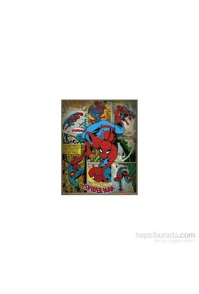 Mini Poster Marvel Comics Spiderman Retro