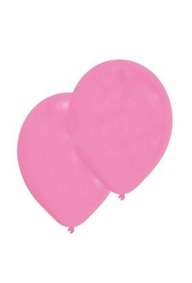 Pandoli Bebek Pembesi Metalik Düz Renk Sedefli Latex Balon 10 Adet