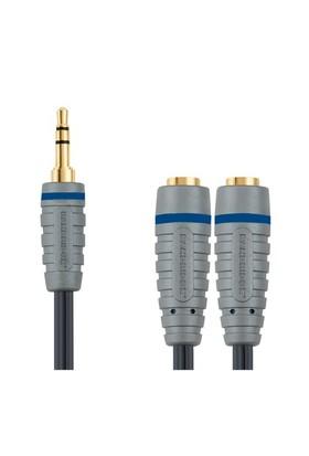 Bandridge BAL3200 3.5mm -3.5mm Kulaklık Çoklayıcısı