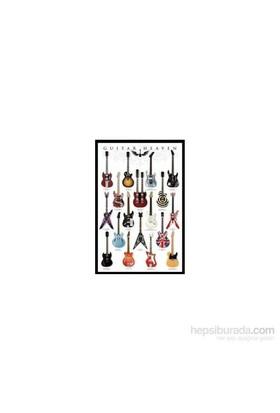 Maxi Poster Guitar Heaven