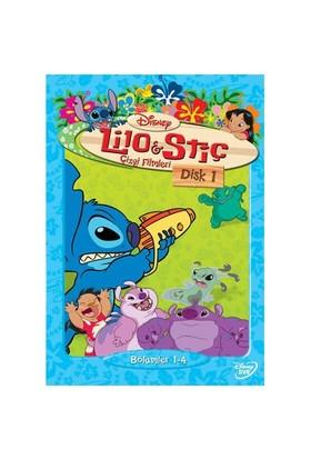 Lilo&Stitch The Series Disc 1 (Lilo&Stiç Çizgi Filmleri Disk 1)